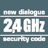 Многофункциональный радиоинтерфейс 2.4 GHz