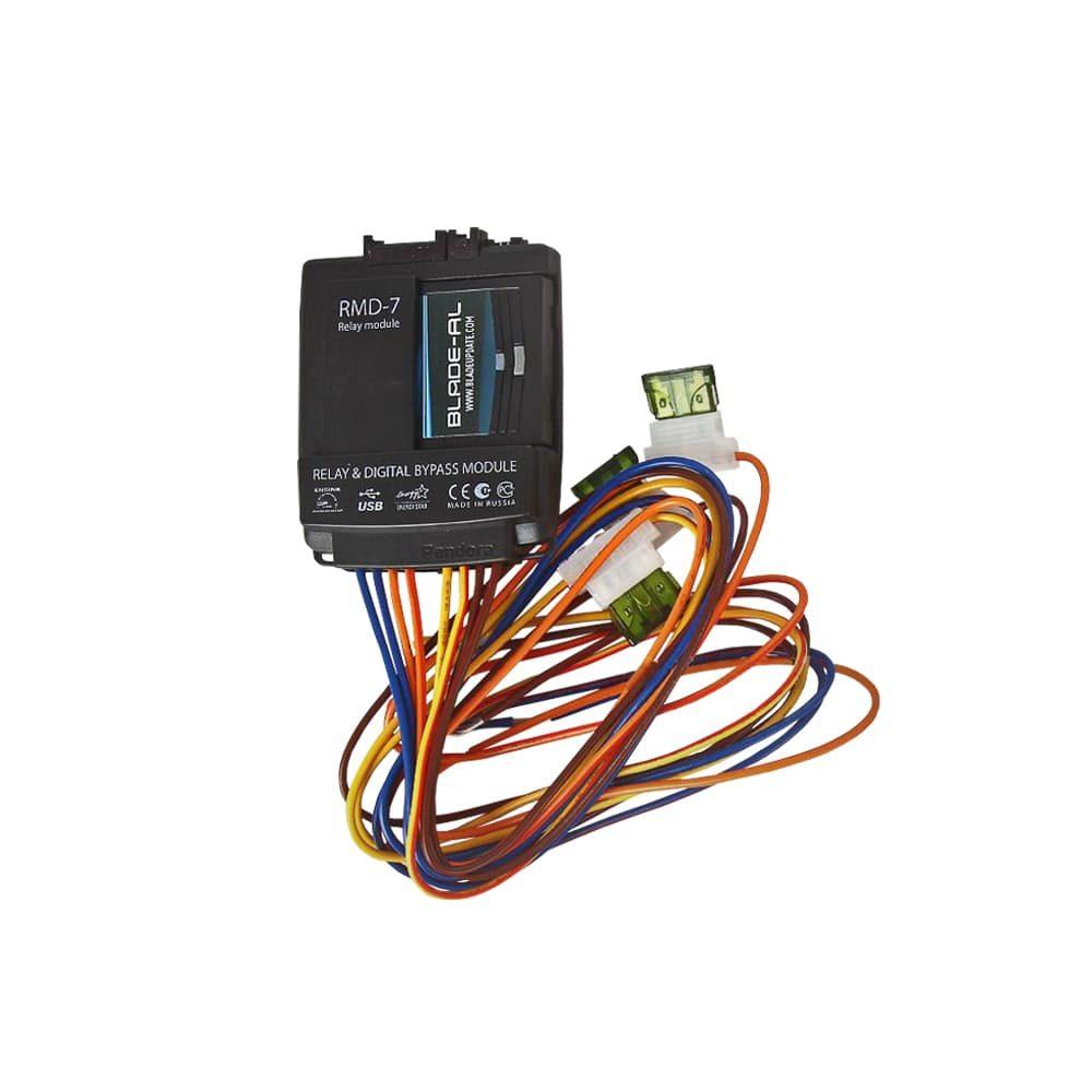 Комплект релейный модуль RMD-7