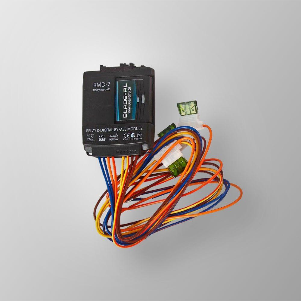 Комплект релейный модуль RMD-7 DXL