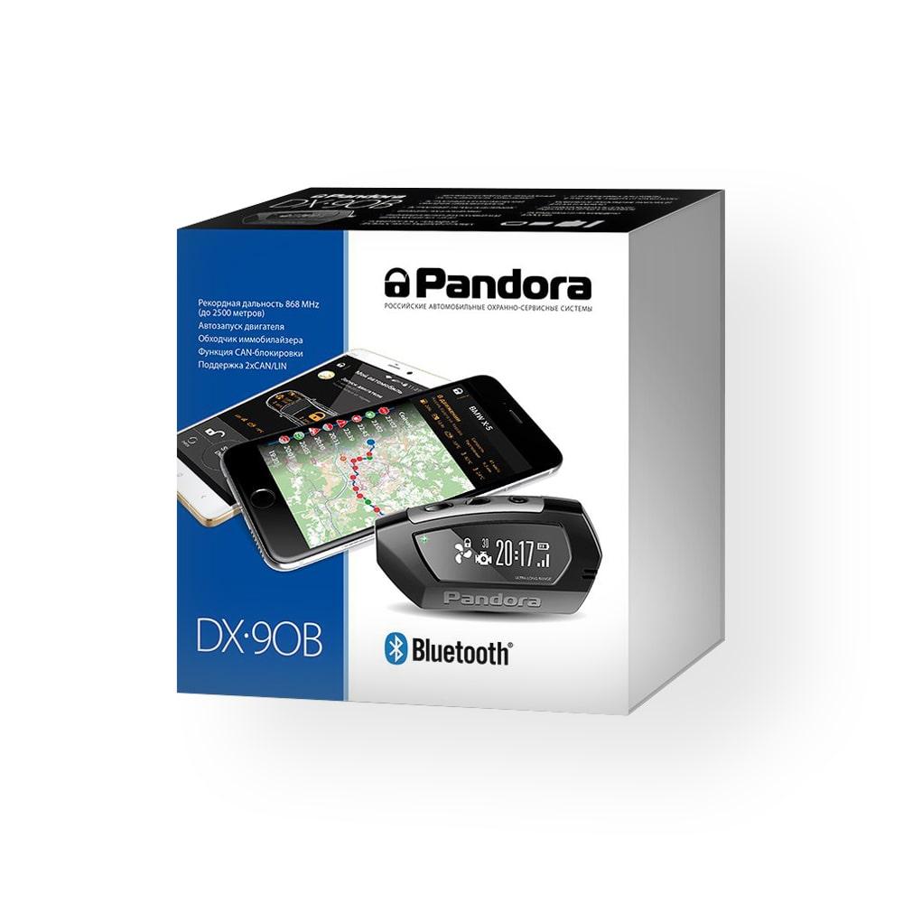 Автосигнализация Pandora DX-90B
