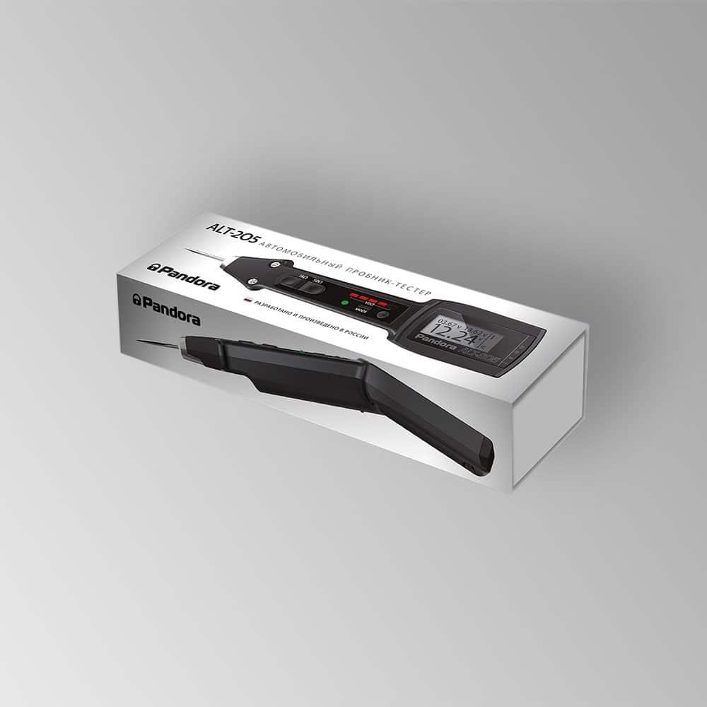 Тестер Pandora ALT-205