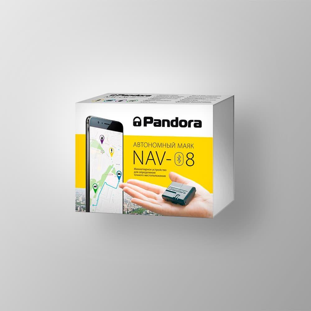 GPS-приёмник Pandora NAV-08