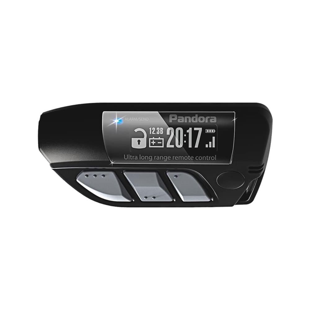 Брелок Pandora LCD DXL 800