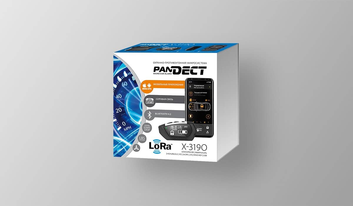 Микросигнализация PanDECT X-3190