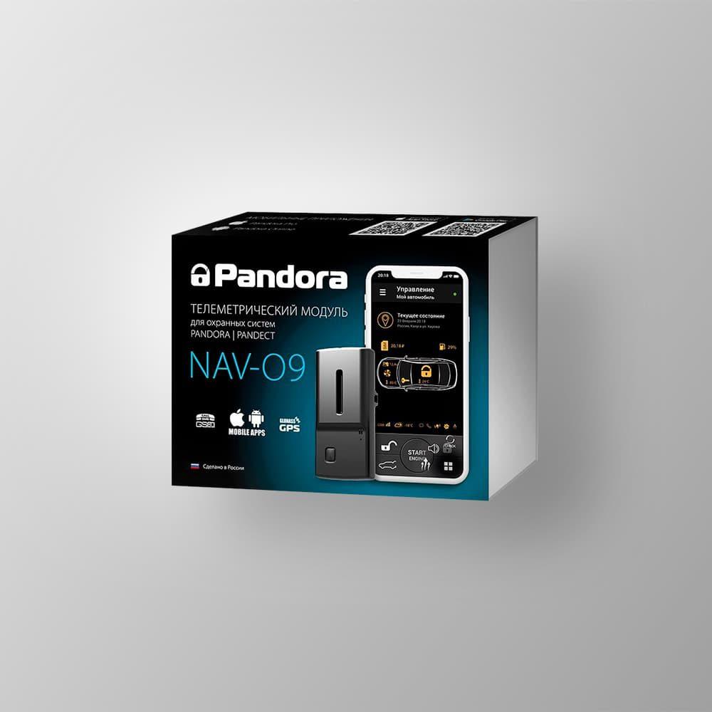 Телеметрический модуль Pandora NAV-09