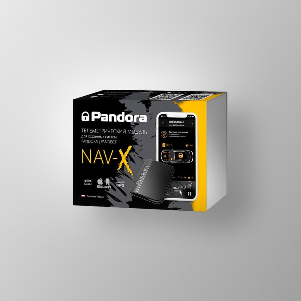 Телеметрический модуль Pandora NAV-X