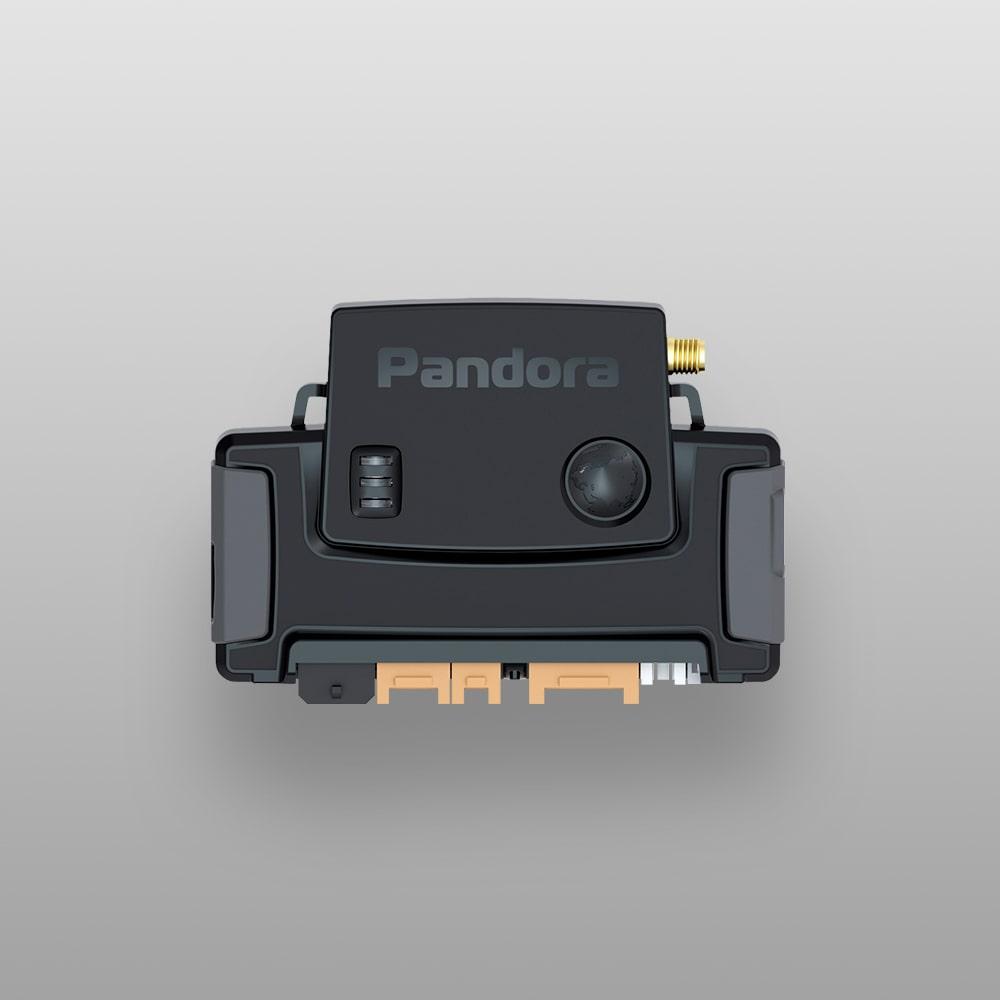 Основной блок автосигнализации Pandora DXL 4710