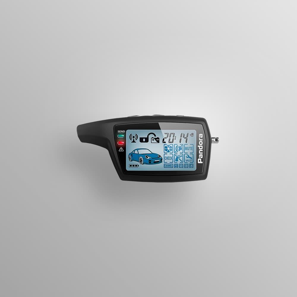 Брелок LCD D074