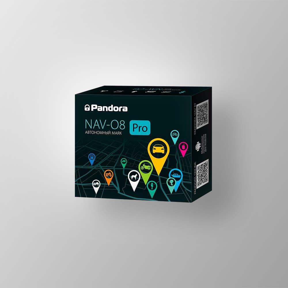 GPS-приёмник NAV-08 Pro