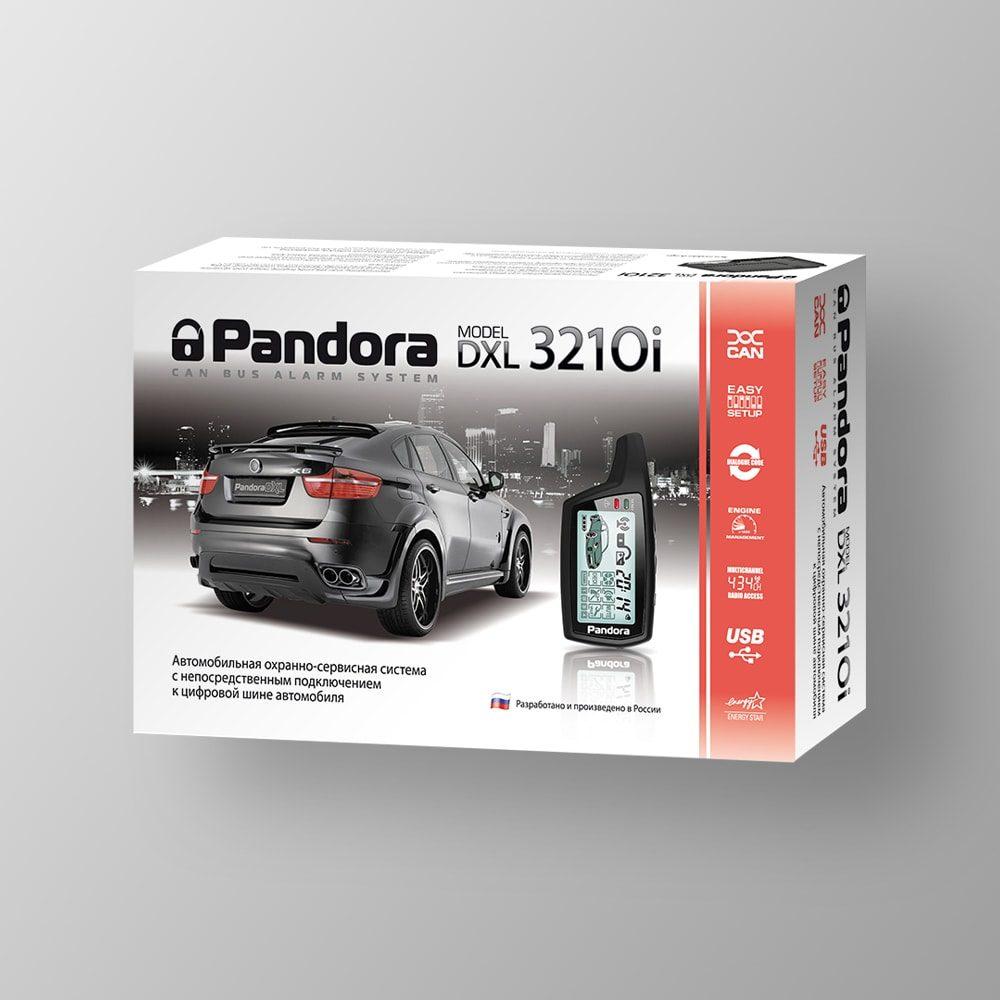 Автосигнализация Pandora DXL 3210i