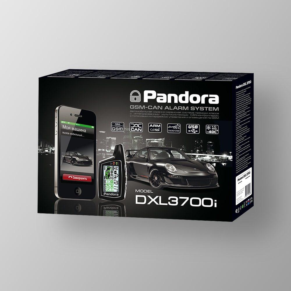 Автосигнализация Pandora DXL 3700i