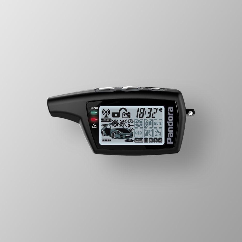 Брелок LCD D073
