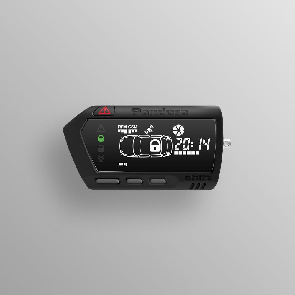 Брелок LCD DXL 700 light