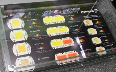 Pandora LED на выставке Interlight 2016