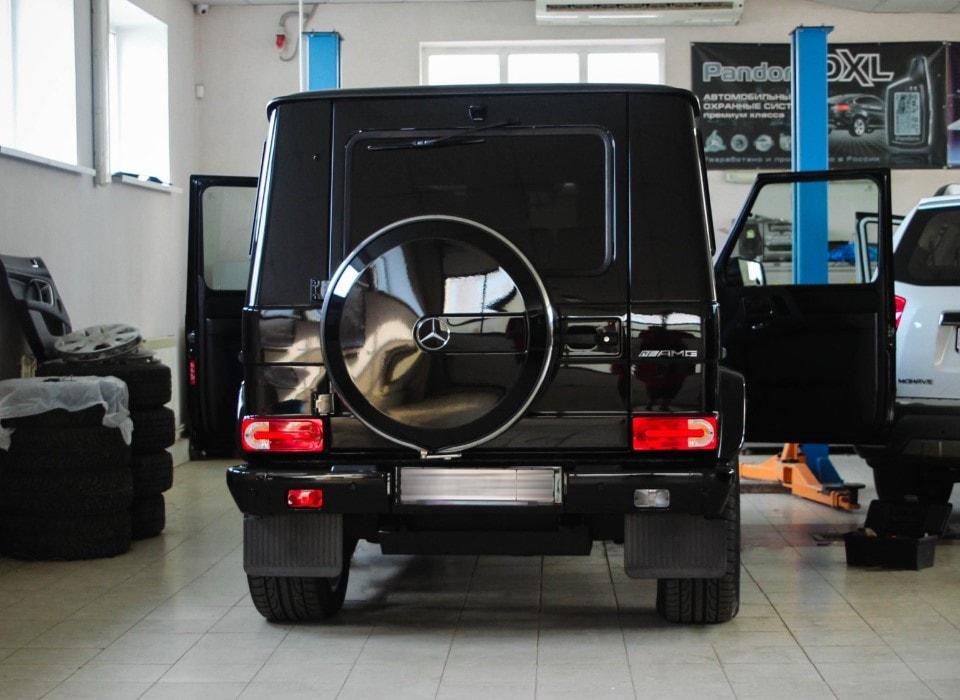 Автомобиль Mercedes-Benz G-class