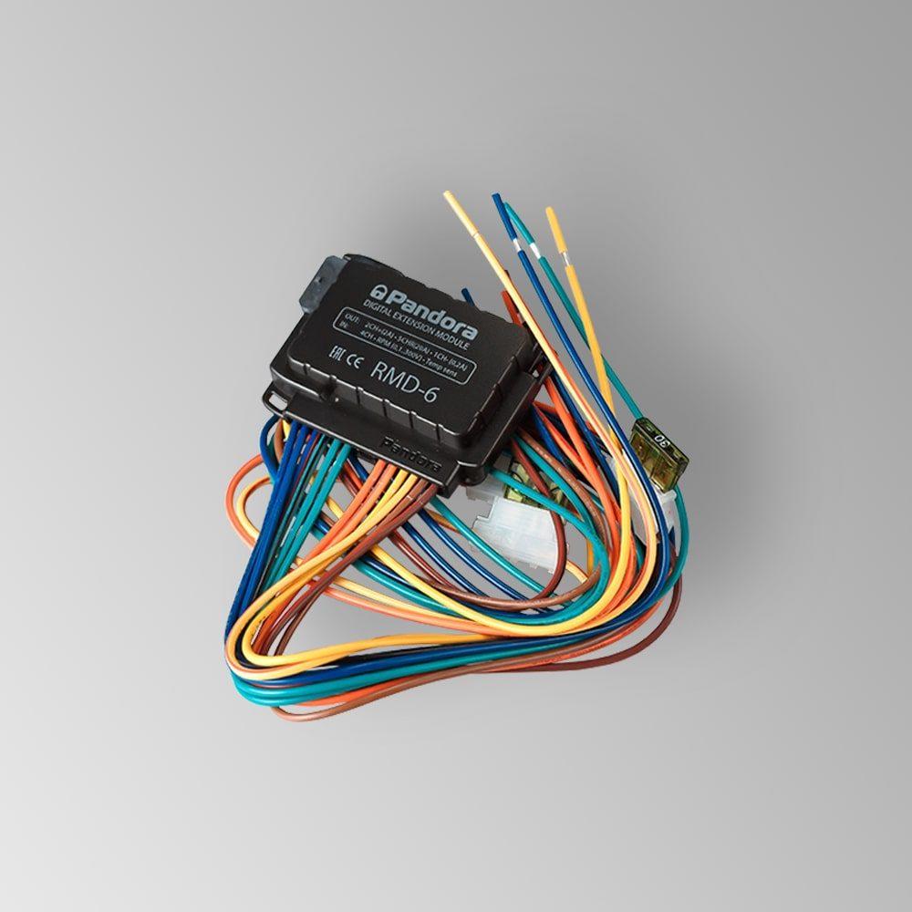 Релейный модуль автозапуска RMD-6