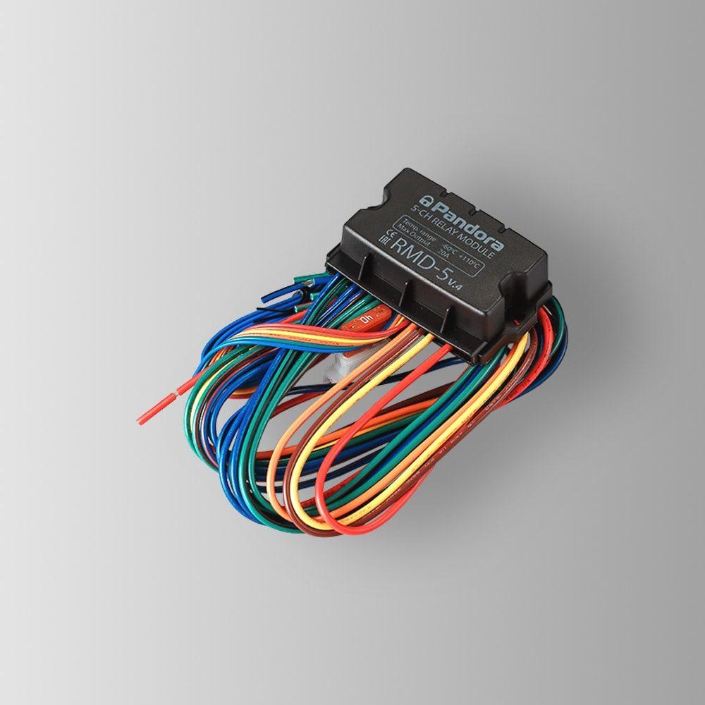 Релейный модуль автозапуска RMD-5