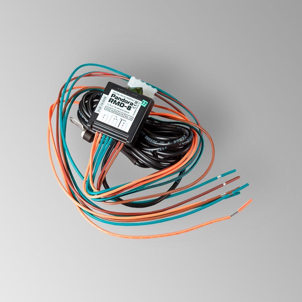 Релейный модуль автозапуска RMD-8