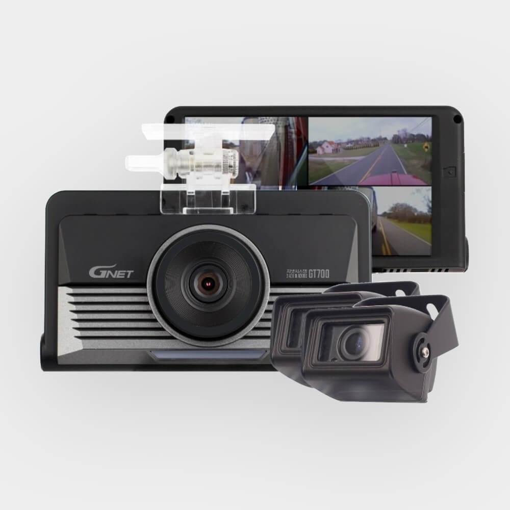 Видеорегистратор GNet GT700 3ch